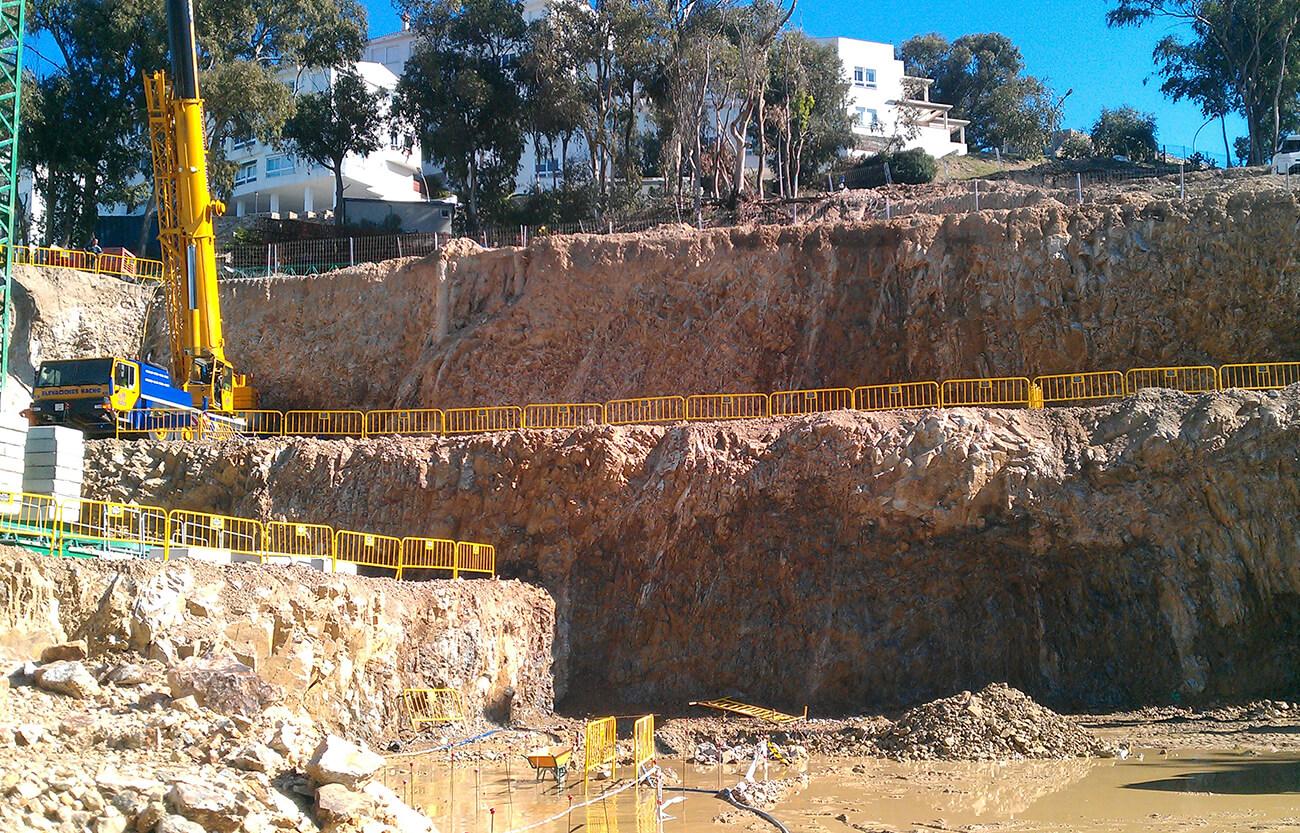 Servicios topográficos en Residencia Gerón Ceuta - Servicios topográficos en Ceuta
